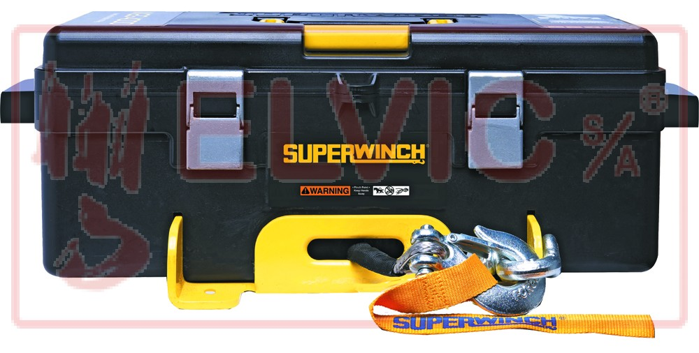 Winch Superwinch Terra 35 SR 12v