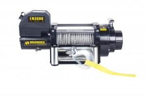 CABRESTANTE NOVAWINCH EN3600 24V (3.600 KG)