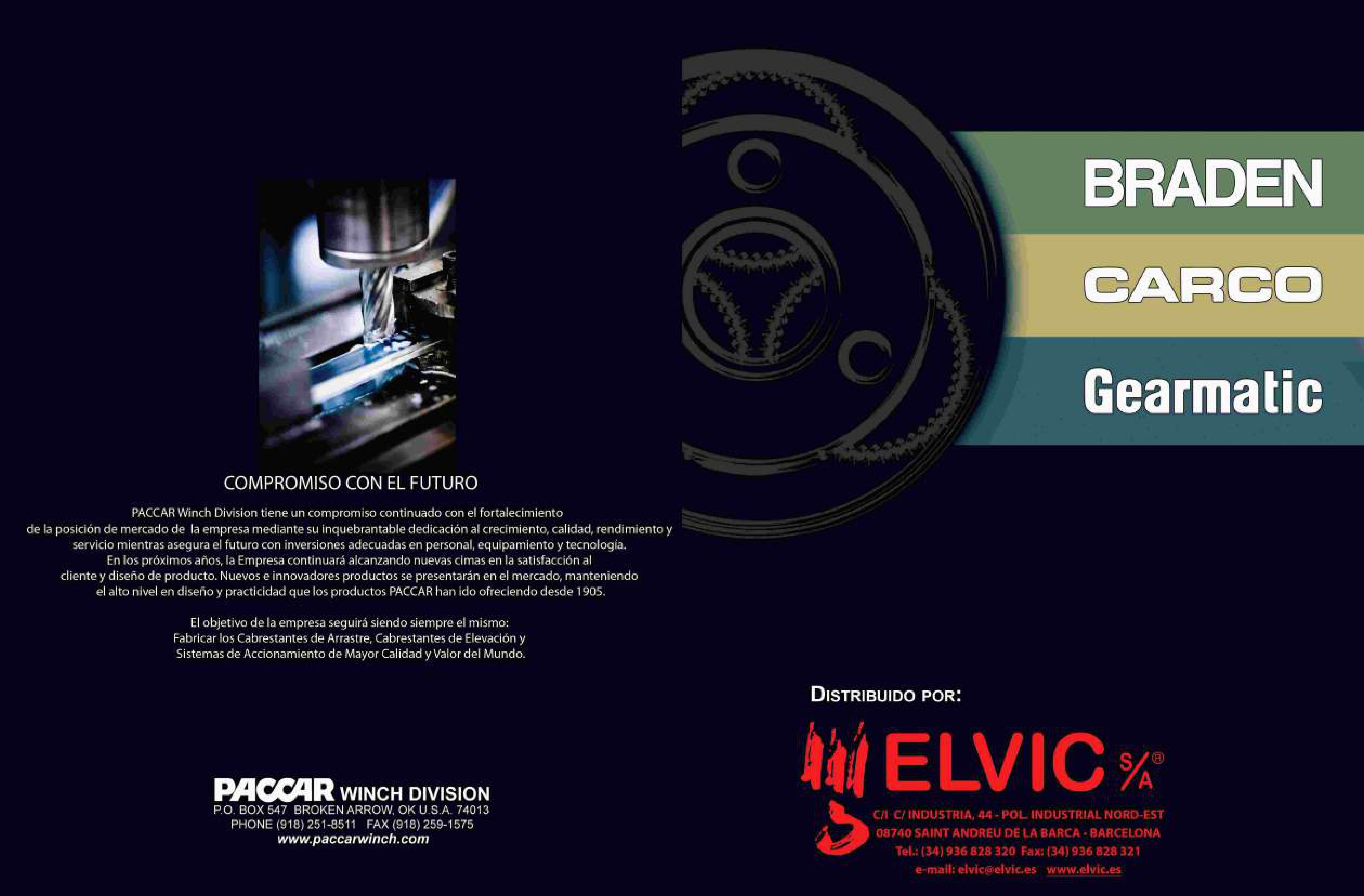 Catálogo Elvic Paccar