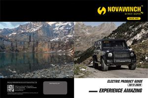 Catálogo Elvic Novawinch Cabrestantes Eléctricos